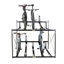 Double-Stack Bike Storage Racks