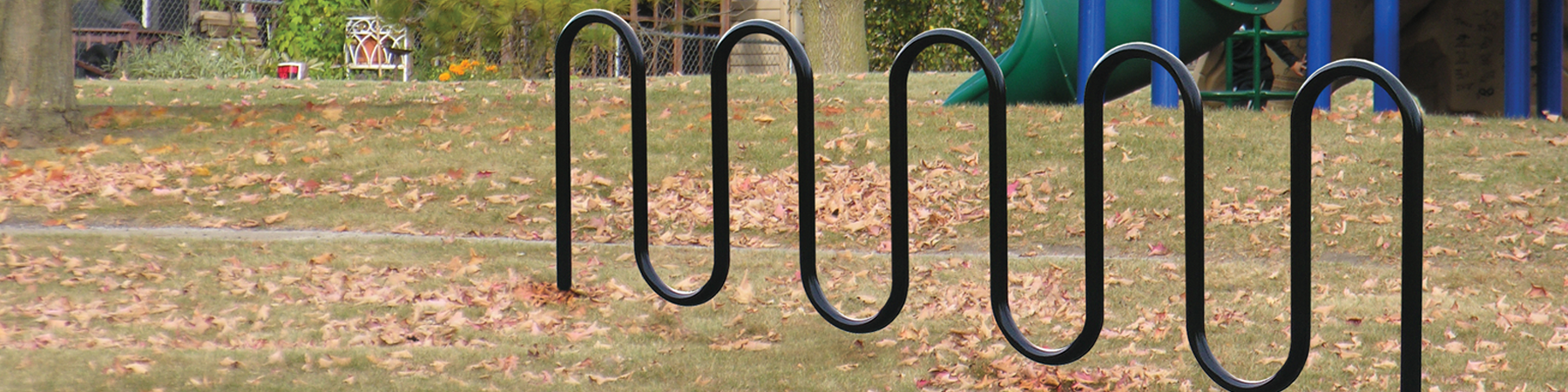 Park It Powder Coated Steel Bike Racks